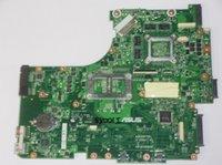 asus laptop ram - N53SV Main board Motherboard for asus n53 series laptop n53sv n53sn nvidia GT M GPU usb3 RAM Slots motherboard