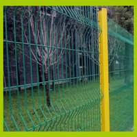 wire mesh fence - Curved Wire Mesh Fence Light Or Dark Green For Your reference Used For Roadside Residential Area
