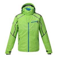 alpine winter jacket - casual new winter dress clothing set Alpinepro men s alpine ski suit professional ski suit submachine wadded jacket