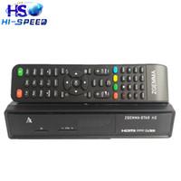 al por mayor dvb-c receiver-10pcs Enigma2 sistema operativo Linux Combo decodificador Zgemma estrella H2 HD DVB-S2 DVB-T2 / C Receptor de satélite TV no tienen un problema de arranque envío libre