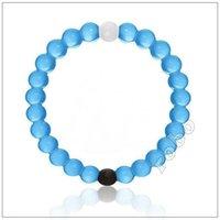 Wholesale Lokai Summer Style Bracelet Original New With Tag Wild Limited Edition Camo White Blue Pink Lokai Bracelet Size S M L XL