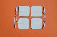 acupuncture patch - pieces Electrode Healthy Pads Massager Patches for Tens Acupuncture Slimming Massager Digital Therapy Machine