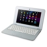 Wholesale New arrival laptop inch Dual Core Mini Laptop Android VIA Cortex A9 GHZ HDMI WIFI GB G G Mini Netbook