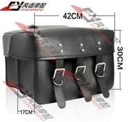 Wholesale brand name designer Magna Iron Horse sand are Star Racing Motorcycle Bag large refit side saddle bag box