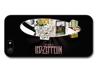 album collage - Led Zeppelin Collage Album Shoockproof Durable Case Cover Skin For Apple iPhone s c S s Plus Hot Selling