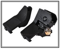 Wholesale Tactical DD Mounted Degree Offset RTS Back Up Iron Sights For Rapid Transition Rail Mounted Fast Front And Rear Sight mm order lt no t