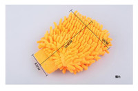 Wholesale NEW Super Mitt Microfiber Car Wash Gloves Washing Cleaning Anti Scratch car washer Household care brush hot selling
