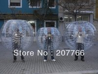 Cheap free shipping to Russia inflatable bumper ball body zorb sumo ball for teenager and adult 1.5m and 1.8m