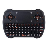 Cheap Mini 2.4GHz Wireless Multifunction Keyboard Combo Multi-media Remote Control For Android PC Linux Mac Smart TV IID-V6 D5307A