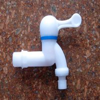 abs spool - Hot Selling Bathroom Garden Tap ABS Washing Machine Plastic Faucet Wall Mount Quick Opening Plastic Spout