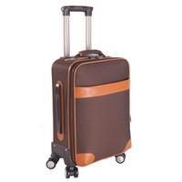 """Chegada Nova Carry-On Rolando bagagem Oxford Pano senha Trolley Travel Bag Rodas Spinner Travel Suitcase 20 """"24"""" polegadas JO0004 Salebags"""