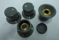 Wholesale Plastic potentiometer knob cap KYP25 J band switch universal circular D shaped shaft praise