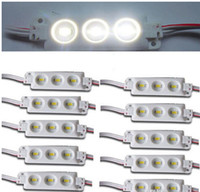 Wholesale 2015 New Arrival SMD Led Modules Injection ABS Plastic Leds W Super Bright White Warm White Red Blue Yellow String Waterproof IP65