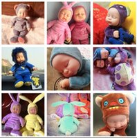 Cheap 14Color Reborn Baby Dolls BIEERBER Lifelike simulation Toy brand Limited Collection baby Reborn silicone handmade realistic gift