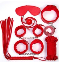 Cheap Adult Sexy toys 8 sets sex toys for women Bondage toys for men and women to ML
