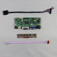 Wholesale HDMI VGA DVI Audio LCD Controller Board M NT68676 work for quot quot LP173WD1 B173RW01 LTN173KT01 A01 x900 LED panel