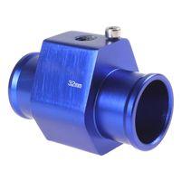 Wholesale Water Temperature Temp Sensor Guage Adapter mm Aluminium with Clamps CEC_516
