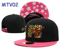 Wholesale 2015 Snapback The Yo MTV Rap Logo Hats colors baseball cap caps adjustable snapbacks new trend cap MTV02