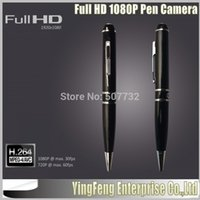 Wholesale new arrival real Full HD P Lux x1080 Pixel MOV H Format GB motion detection mini Hidden Pen Camera