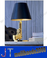 table lamp - Modern Flos Guns Table lamp Creative Starck Design Philippe Bedroom Desk light AC V V MYY10209A