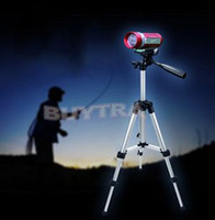 Wholesale 100 New Video CAMCORDER CAMERA Tripod Aluminum Portable Light weight Mount Stand Tripod For Sale