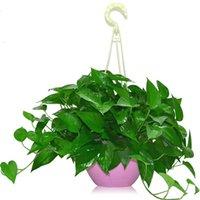 Wholesale hanging basket flower pot