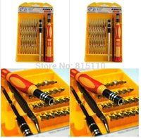 Wholesale dhl mobile phone watch tool kit jackly hand tools set in