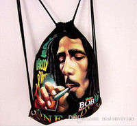 Wholesale hot sale Rockers Reggae BOB Marley bags Souvenir promotional bag different style for choice