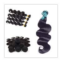 best acid - 8AAA Best Quality Brazilian Hair Malaysian Peruvian Indian Virgin Remy Human Hair Body Wave or4pcs Double Weft Hair Weaves