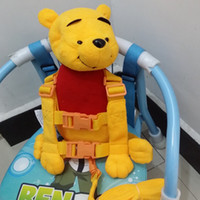 baby pooh characters - Genuine Goldbug Winnie the Pooh IN Harness Buddy Baby Anti lost Strap Carrier Backpacks Bag Kinds Design Available