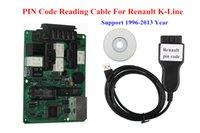 achat en gros de renault clé de programmation-Code PIN de lecture Programmation clé pour Renault K-Line (1996-2013 Année) Code Pin lecture Câble pour Renault Fournir gros