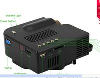 Wholesale promotional gift for Christmas holidays UC28 mini projector at lowest price