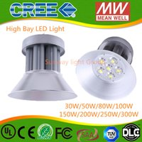 Wholesale UL cree high bay light led factory light industrial light w w w w w w w w SAA UL LED factory light