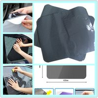 Wholesale Competitive Black Car Side Window Shades Universal PVC Car Sunshade Protective Car Interior Accessories CM New Arrivals