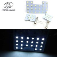Wholesale For KIA Rio K2 reading lights dome lamps LED interior lights white color decoration products accessory