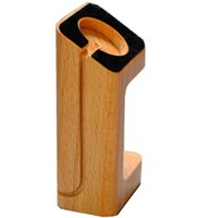 Wholesale 2015 Hot Sales New iWatch Wood Charging Stand Bracket Docking Station Cradle Holder For Apple Watch mm mm