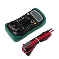 Wholesale New Handheld Multimeter Tester Electrical Digit LCD Display Backlight LCD Autorange Display Brand New