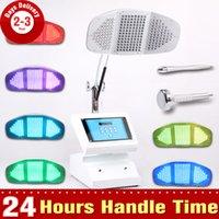 Wholesale Top Quality Colors Lights LED Rejuvenation Facial Care PDT Laser Pen Photon Wrinkle Acne Removal Machine