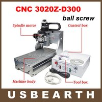 mini desktop cnc router - mini desktop CNC router CNC Z D300 milling machine with ball screw and W spindle