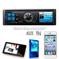 Wholesale High Quality V Car Vehicle Audio Stereo In Dash Fm Receiver Mp3 Player USB For SD Input Auto Store Preset Scan
