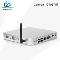 barebone tablet pc - HLY Celeron U Dual Core Mini PC Mini Computer Windows XP Tablet PC Thin Client Barebone Mini PC
