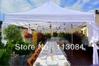 pop up gazebo - Beautiful and lovely m x m ft x ft wedding awning party marquee event tent gazebo pop up canopy