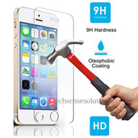 Wholesale High Quality Premium Real Tempered Glass Screen Protector for iPhone