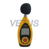 Wholesale digital noise level meter decibel meter AR854 AR with measuring range dBA of low price A