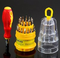 Wholesale Small in Handy Tool Electroc Screwdriver Torx Set MA4