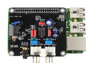 Wholesale HIFI DAC Audio Sound Card Module I2S interface for Raspberry pi B