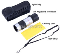 Wholesale Discount Compact Pocket Sized x Mini Zoomable Monocular Telescope Dropshipping