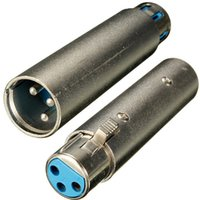 audio phase - 2015 New Pin XLR Male To Female Phase Reversal Adapter Plug To Socket Audio Connector order lt no track