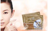 Wholesale 1000packs PILATEN Collagen Crystal Eye Masks Anti puffiness Dark circle moisturizing Eye masks Anti aging masks By DHL