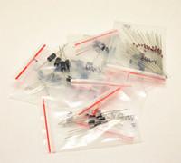 assorted rectifier - Diode Assorted Kit N4148 N4007 N5819 N5399 FR107 FR207 N5408 N5822 FR307 N5404 kinds